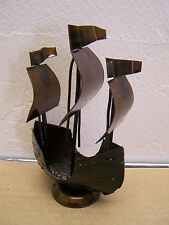 Mexican Steampunk - Spanish Galleon Metal Sculpture #1 - Mexico