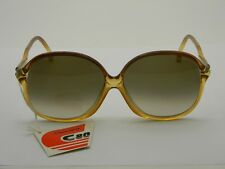 Vintage Brown Carrera Sunglasses Made in Austria