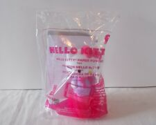 McDonald's Hello Kitty Paper Puncher Happy Meal toy #5 2015 NIB Sanrio