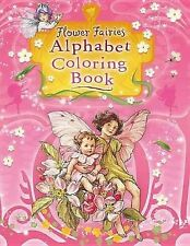 Flower Fairies Alphabet Coloring Book By Barker, Cicely