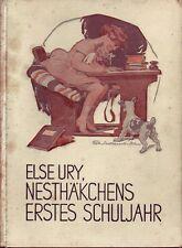 Nesthäkchens erstes Schuljahr/Else Ury/Band2)=Eine Geschichte für kleine Mädchen