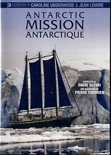 BRAND NEW 2DVD SET // Antarctic Mission /// 3 PART DOCUMENTARY, DAVID SUZUKI