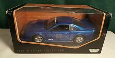 MOTOR MAX 1:24 SCALE SALEEN SR DIE-CAST CAR (BLUE) NEW!!!