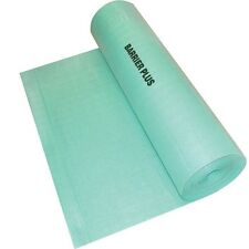 Barrier plus wood flooring underlay 3mm thickness 15sqm roll £18.99 inc Delivery