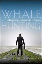 Whale Hunting: How to Land Big Sales and Transform Your Company-ExLibrary