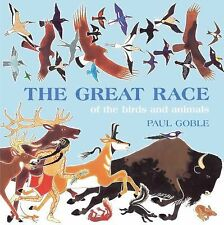 The Great Race of the Birds and Animals-ExLibrary