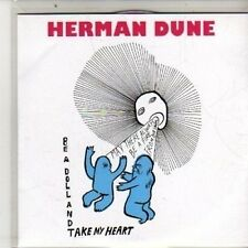 (DB49) Herman Dune, Be A Doll And Take My Heart - 2011 DJ CD