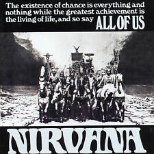 NIRVANA (UK ALL OF US REMASTERED CD 16 TRACKS Island Remasters 2003 PSYCHEDELIC