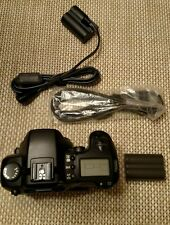 Canon EOS D30 3.3 MP Digital SLR Camera - Black (Body only) (4042221)