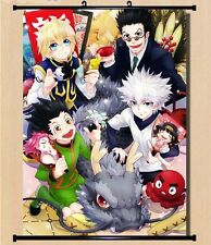 "Hot Japan Anime Hunter X Hunter Cosplay Home Decor Wall Scroll Poster 8""x12"" 014"