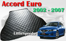 Honda Accord 1st Gen 2002-07 Boot Liner Cargo Tray Mat Heavy Duty Leather Type