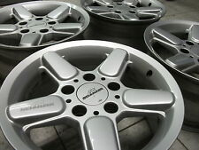 ❤️❤️4x  ORIGINAL BMW ALLOY WHEELS 5x120 AC SCHNITZER 7x15