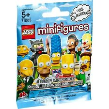 Lego Simpsons Series 1 Minifigure - Sealed Blind Bag 71005