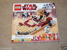 LEGO 8092 Star Wars Luke's Landspeeder 163 pieces Special Edition figurines NEW