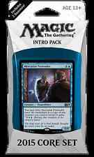 Intro Pack: Partire in Quarta MTG MAGIC M15 2015 Italian (Blu/Verde)