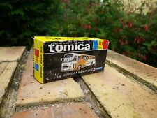 TOMICA Pocket Cars 103 AIRPORT RAMP BUS boite vide original EMPTY box
