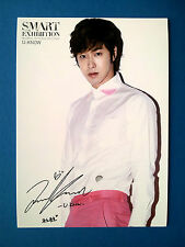 TVXQ SM ART Exhibition Silver Goods Postcard /Not Photo Card - U-Know Yoonho