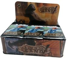 AEG L5R LEGEND OF THE FIVE RINGS : LINE IN THE SAND BOOSTER BOX NEW