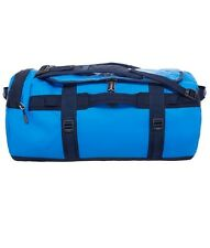 THE NORTH FACE BASE CAMP DUFFEL M BOMBER BLUE NEW BORSONE VALIGIA ZAINO BAG
