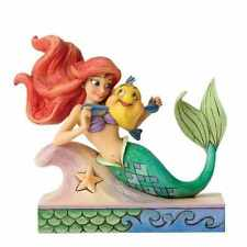 Fun and Friends (Ariel with Flounder Figurine) 4054274 by Jim Shore