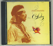 Jimi Hendrix  -  Crash Landing - Rare 1990 Out-Of-Print CD - Gently Used