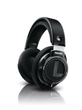 Philips SHP9500S HiFi Precision Stereo Over-ear Headband Headphones (Black) NEW