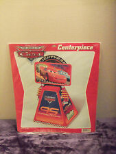 **Hallmark Party Express Pixar Cars Lightning McQueen Party Table Center Piece**