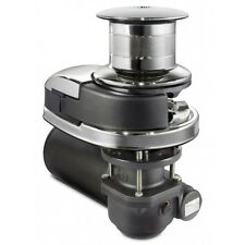"""QUICK VERTICAL WINDLASS- DP3 1000W 12V 10MM- 3/8"""" WITH DRUM"""