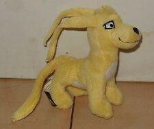 2005 Mcdonalds Happy Meal Toy Neopets Plush Yellow Gelert