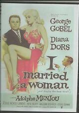 I MARRIED A WOMAN GEORGE GOBEL & DIANA DORS  ALL REGION DVD