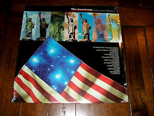 The Americans - A Canadian Opinion Jim Aylward 1974 RCA SEALED LP USA Patriotic