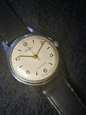 Vintage Kirovskie Wristwatch, Russian Omega, Mechanical Hand Winding, Working