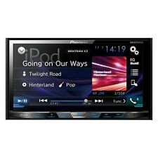 "Pioneer Double 2 Din AVH-X490BS DVD/CD Player 7"" Bluetooth Touchscreen AUX USB"