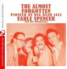 Almost Forgotten Pioneer Of Big Band Jazz - Earle & His Or (2013, CD NIEUW) CD-R