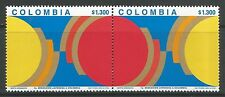 COLOMBIA. 1999. Japanese Emigration Commemorative. SG: 2185a. Mint Never Hinged.