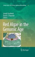 Cellular Origin, Life in Extreme Habitats and Astrobiology: Red Algae in the...