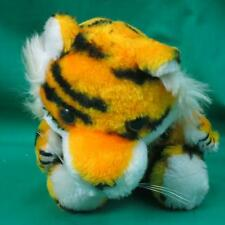 VINTAGE DAKIN NUTSHELL 1980 COOKY MARATHON GIRL SCOUT TIGER PLUSH STUFFED ANIMAL