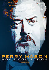 Perry Mason Movie Collection Volume 2 DVD Brand New Factory Sealed
