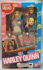 "Suicide Squad 6"" Harley Quinn SH Figuarts Action Figure"