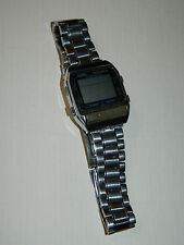 SANS GARANTIE no warranty FOR PARTS Vintage MONTRE watch CASIO 662 DBT-700 uhr