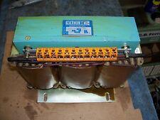 Deckel FP-4 Servo transformers