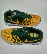 NIKE Train Speed 4 AMP NFL Green Bay Packers University Gold  SZ 8 (848587 706)