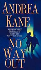 No Way Out by Andrea Kane-Paperback-XX 1174