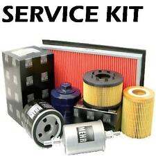 Renault Clio mk2 1.2 16v Petrol 00-05 Plugs,Oil & Air Filter Service Kit