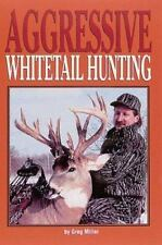 Aggressive Whitetail Hunting-ExLibrary