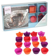BAKING RECIPE BOOK MOULDS CHOCOLATE MUFFINS CUPCAKES MAKER FUN BIRTHDAYS PARTY