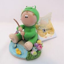 Angel Cheeks Fishing Froggy Spring 2011 With Tag Free Gift Bag New