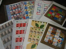 LS1 LS2 LS3 LS4 LS5 LS6 LS7 LS8 GENERIC SMILERS COMPLETE SHEETS STAMPS MNH *