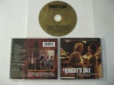A Knight's Tale original motion picture score music by Carter Burwell CD Disc