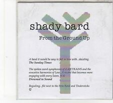 (FB671) Shady Bard, From The Ground Up - DJ CD